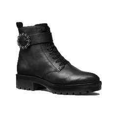 Boty Michael Kors Ryder Leather Ankle Boot