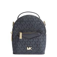 Kabelka Michael Kors Jessa Extra Small Logo Convertible Backpack admiral/pale blue