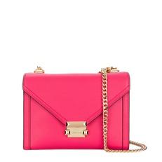 Kabelka Michael Kors Whitney Large Leather Convertible Shoulder rose pink