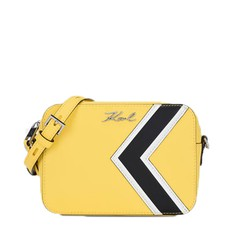 Kabelka Karl Lagerfeld K/Stripes Leather Camera