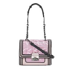 Kabelka Karl Lagerfeld K/Kuilted Pink Mini