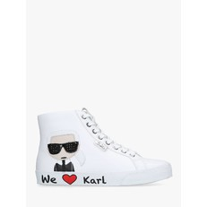 Obuv Karl Lagerfeld Skool High-Top Sneakeres
