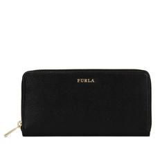 Peněženka Furla Baylon Zip Around onyx