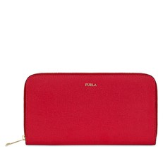 Peněženka Furla Baylon Zip Around ruby