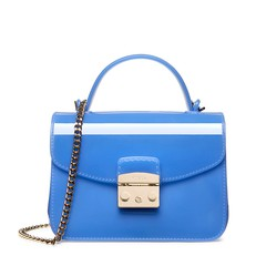 Kabelka Furla Candy Mini Crossbody ginepro