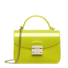 Kabelka Furla Candy Mini Crossbody ranuncolo