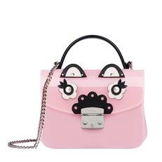Kabelka Furla Candy Mini Crossbody Cupido rosa chiaro
