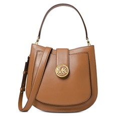 Kabelka Michael Kors Lillie Medium Leather Shoulder acorn