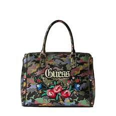 Kabelka Guess Badlands Embroidered camouflage
