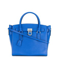 Kabelka Michael Kors Hamilton Large Satchel electric blue