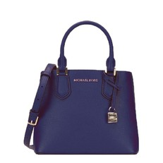 Kabelka Michael Kors Adele Medium Messenger navy