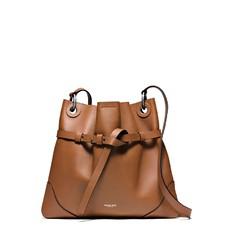 Kabelka Michael Kors Collection Sedona Medium Leather Hobo luggage