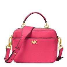 Kabelka Michael Kors Guitar Mini Crossbody rose pink