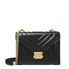 Kabelka Michael Kors Whitney Polished Quilted Leather Shoulder