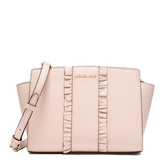Kabelka Michael Kors Selma Medium Messenger soft pink