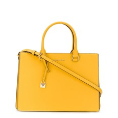 Kabelka Michael Kors Sutton Medium Gusset Satchel sunflower