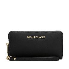 Peněženka Michael Kors Travel Large Smartphone Wristlet černá