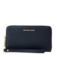 Peněženka Michael Kors Travel Large Smartphone Wristlet admiral