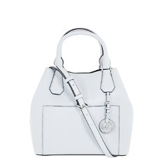Kabelka Michael Kors Greenwich LG Grab optic white