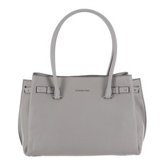 Kabelka Michael Kors Addison Large Leather Tote pearl grey
