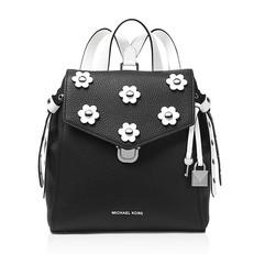 Kabelka batoh Michael Kors Bristol Small Floral Leather Backpack