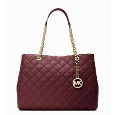 Kabelka Michael Kors Susannah Large Quilted Tote