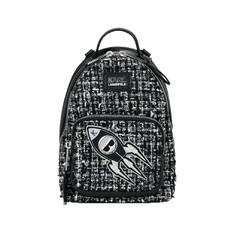 Kabelka batoh Karl Lagerfeld Space Mini Backpack