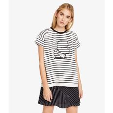 Tričko Karl Lagerfeld Karl Short Sleeve Logo Sweatshirt