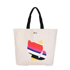 Kabelka Karl Lagerfeld K/Stripes Luxury Canvas