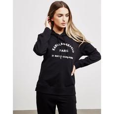 Mikina Karl Lagerfeld Karl Logo Hoodie