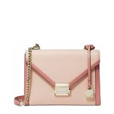 Kabelka Michael Kors Whitney Large Leather Convertible Shoulder soft pink