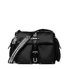 Kabelka Michael Kors Olivia Large Studded Satin Messenger
