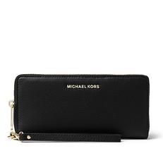 Peněženka Michael Kors Mercer Travel Continental černá