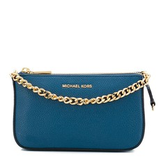Kabelka Michael Kors Jet Set Pouch Chain denim