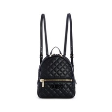 Kabelka batoh Guess Elliana Quilted Backpack černá