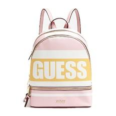 Kabelka batoh Guess Jordyn Logo Print Backpack