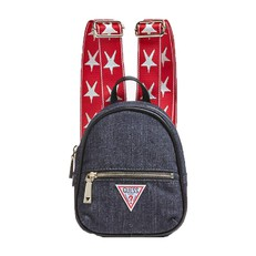 Kabelka batoh Guess Urban Chic Denim Mini Backpack