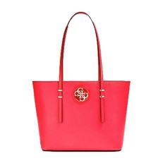 Kabelka Guess Open Road Hammered-Look Tote