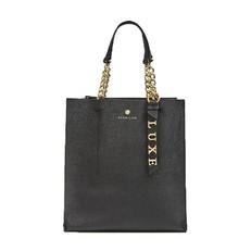 Kožená kabelka Guess Luxe Real