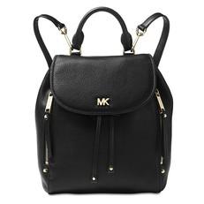 Kabelka batoh Michael Kors Evie Medium Backpack černá