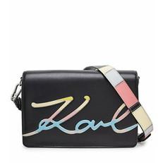 Kabelka Karl Lagerfeld K/Signature Shoulderbag Enamel