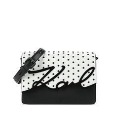 Kabelka Karl Lagerfeld K/Signature Special Studs Shoulder