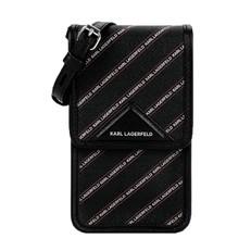 Kabelka Karl Lagerfeld K/Stripe Logo Mini Crossbody
