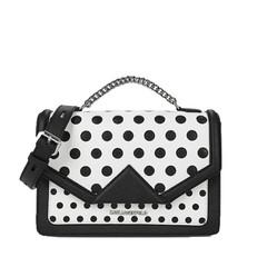 Kabelka Karl Lagerfeld K/Klassik Special Dots Shoulder