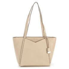Kabelka Michael Kors Whitney Small Pebbled Leather oat