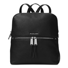 Kabelka batoh Michael Kors Rhea Medium Slim Backpack černá