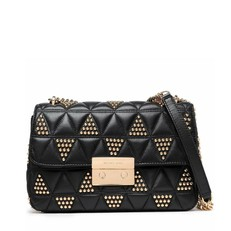 Kabelka Michael Kors Sloan Large Studded Leather Shoulder
