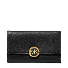 Peněženka Michael Kors Lillie Pebbled Leather Wallet