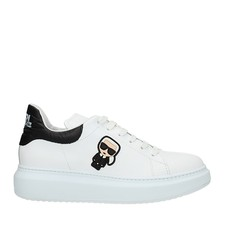 Obuv Karl Lagerfeld Kapri Karl Ikonic bílé/černá