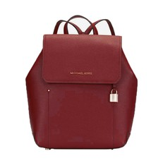 Batoh Michael Kors Hayes Medium Backpack mulberry